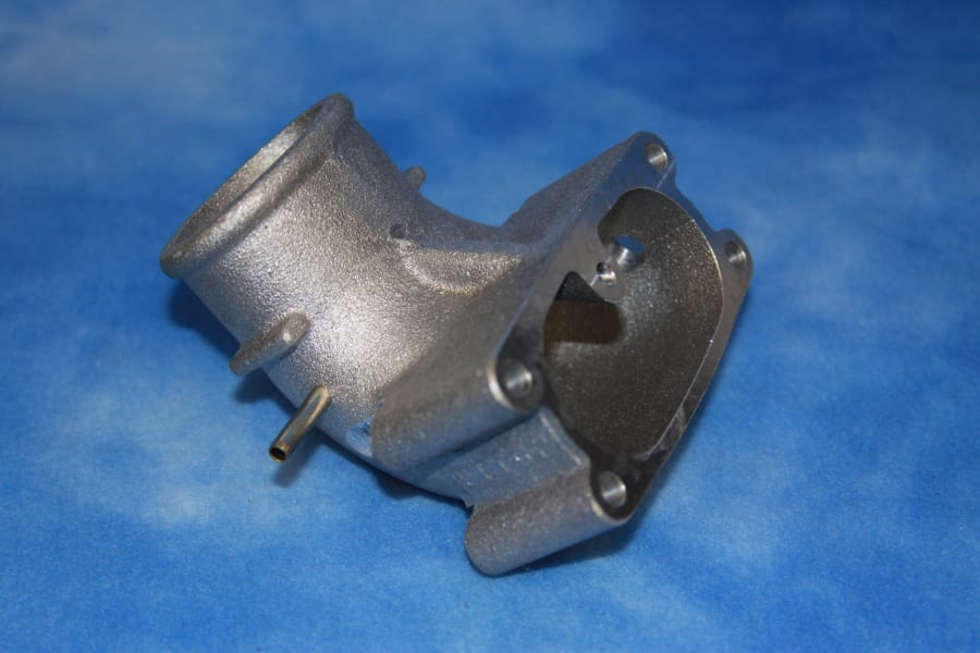 Cast Aluminum Air management Part