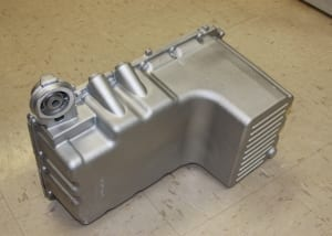 Cast Aluminum Oil pans