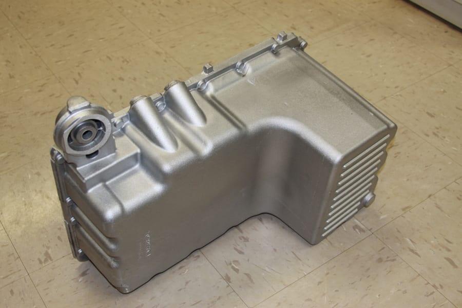 Cast Aluminum Oil pans