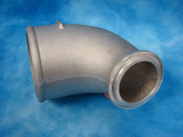 Cast Aluminum Air Management Part