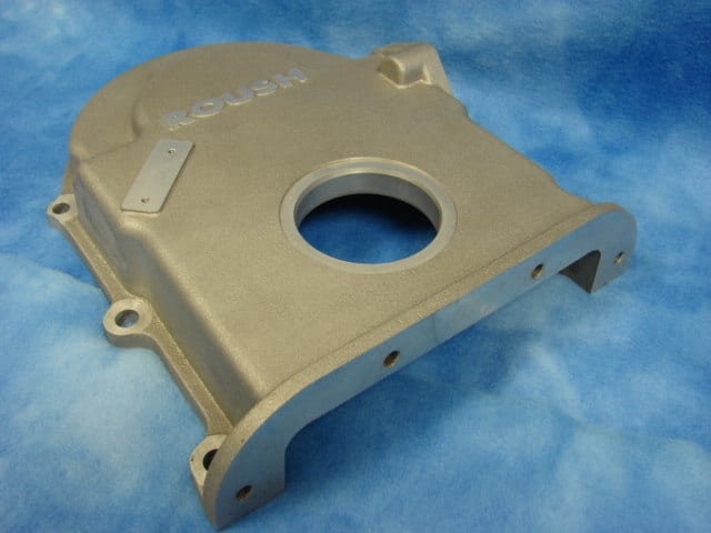 Cast Aluminum High Performance Automotive Timing covers