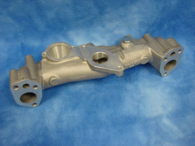 Cast Aluminum Intake Manifolds for Small Engines