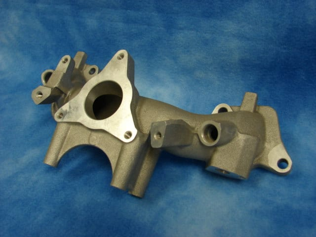 Cast Aluminum Fuel injected Manifolds for Small Engines
