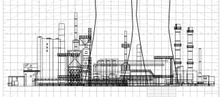 Power Station Engineering Blueprint