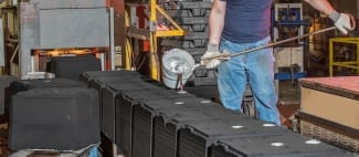 A trusted Wisconsin aluminum Foundry