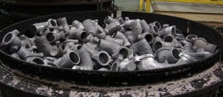 Aluminum Part Heat Treatment
