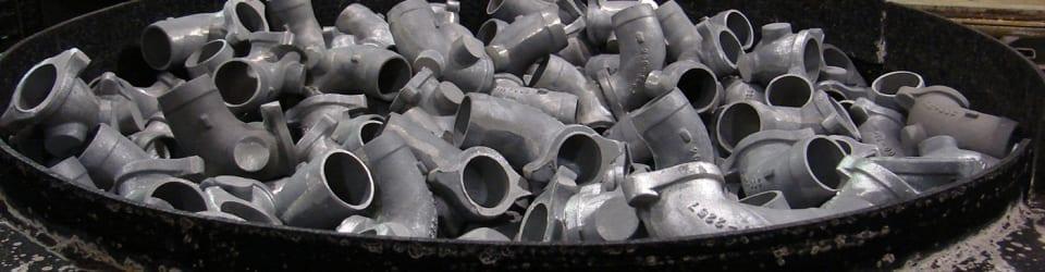 Aluminum Part Heat Treatment